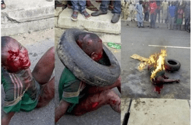 Boy who was lynched at Orile was not 7 years old.. was a notorious criminal in Alafia bustop
